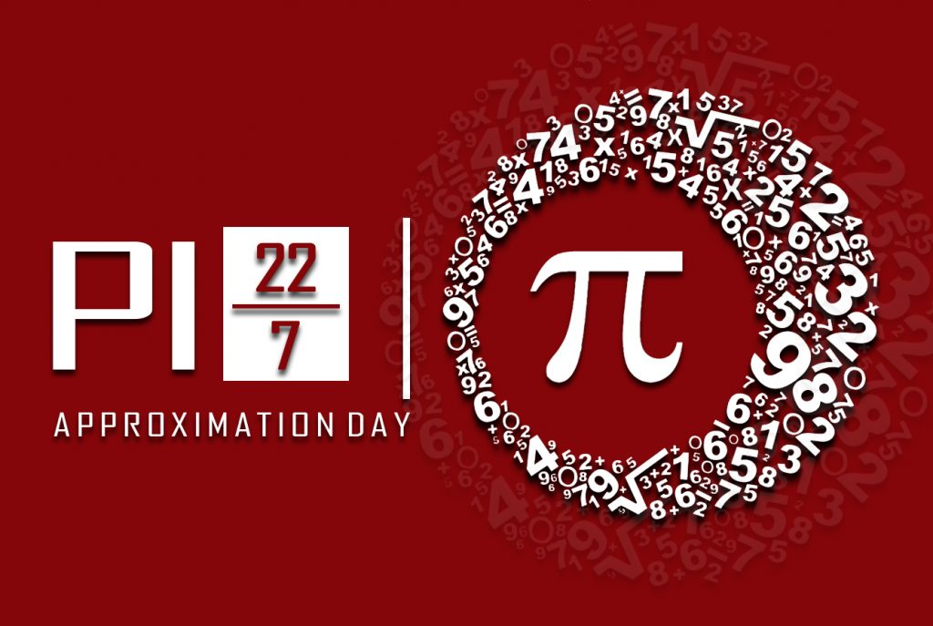 Pi Approximation Day 2020 : Celebrated worldwide on 22 July every ...