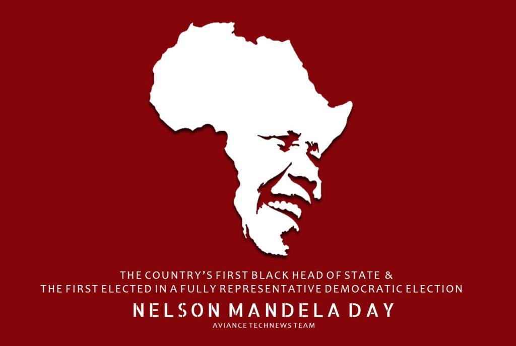 Nelson Mandela International Day 2020