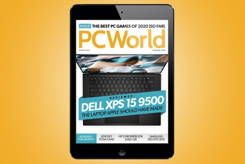 PCWorld की अगस्त डिजिटल पत्रिका: डेल एक्सपीएस 15 9500 की समीक्षा की