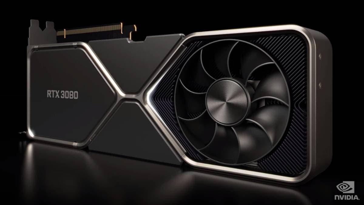 Nvidia GeForce RTX 3070, GeForce RTX 3080, GeForce RTX 3090