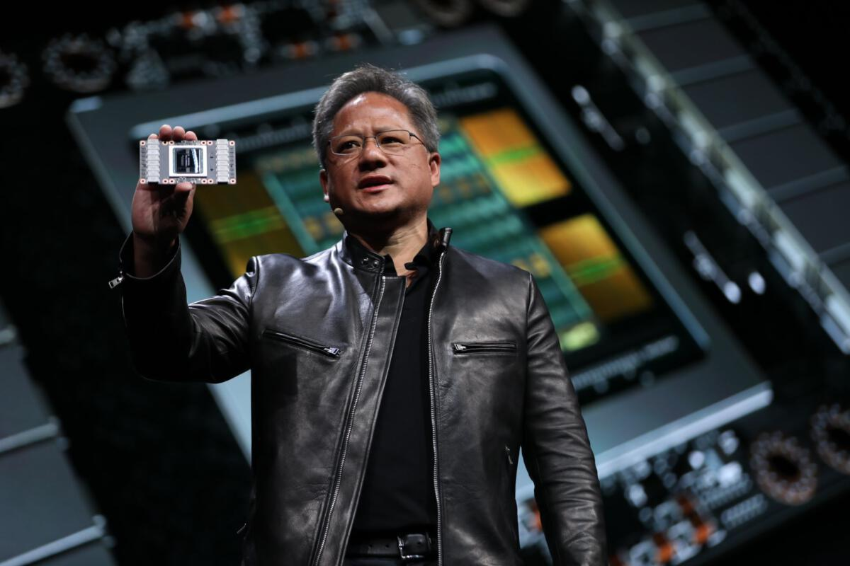 Nvidia will buy Arm for up to $40 billion, combining smartphone, GPU powerhouses
