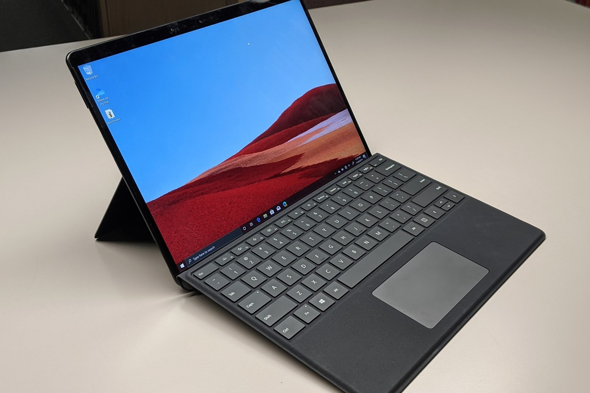 Report: Microsoft is readying a new Surface Pro X, maybe with 64-bit support