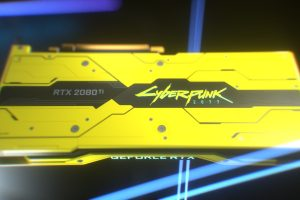 You don't need a futuristic PC to run Cyberpunk 2077, but you might want one
