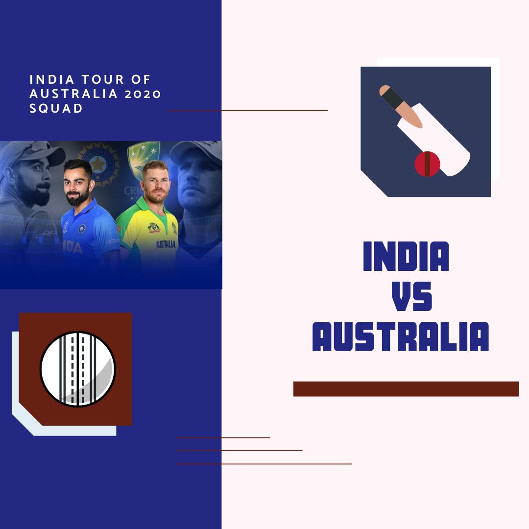 india-tour-of-australia-2020-squad