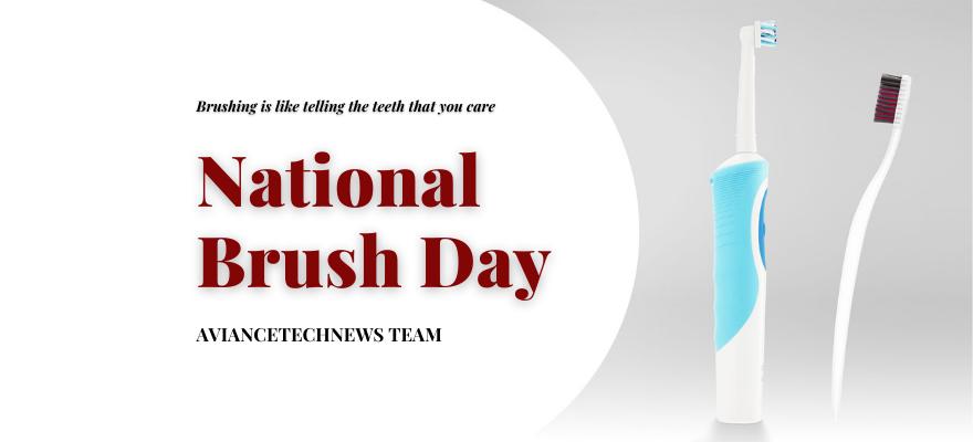 national-brush-day